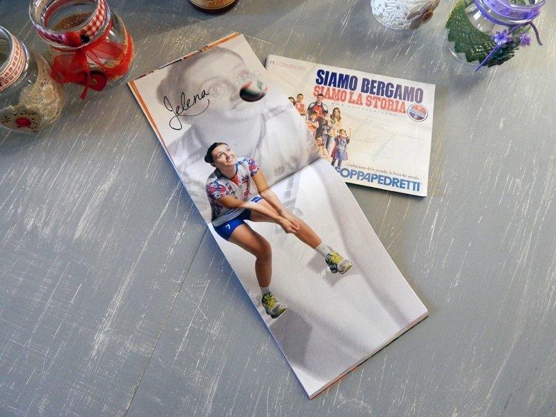 book Volley Bergamo