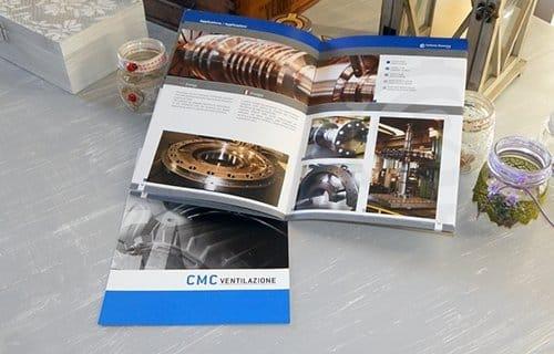 brochure cataloghi aziendali